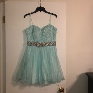 Juniors size 15 prom/ formal dress